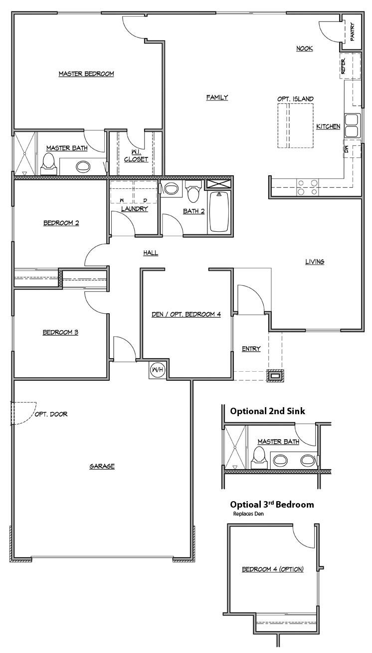 VDV - Residence 1 Floorplan