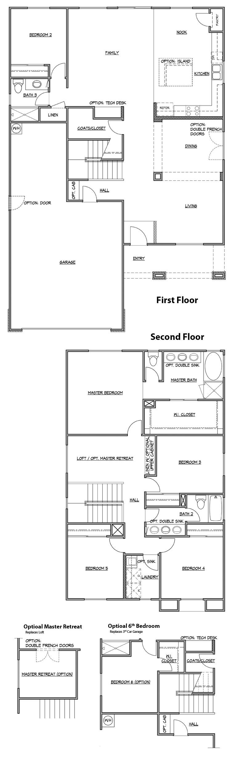 VDV - Residence 5 Floorplan