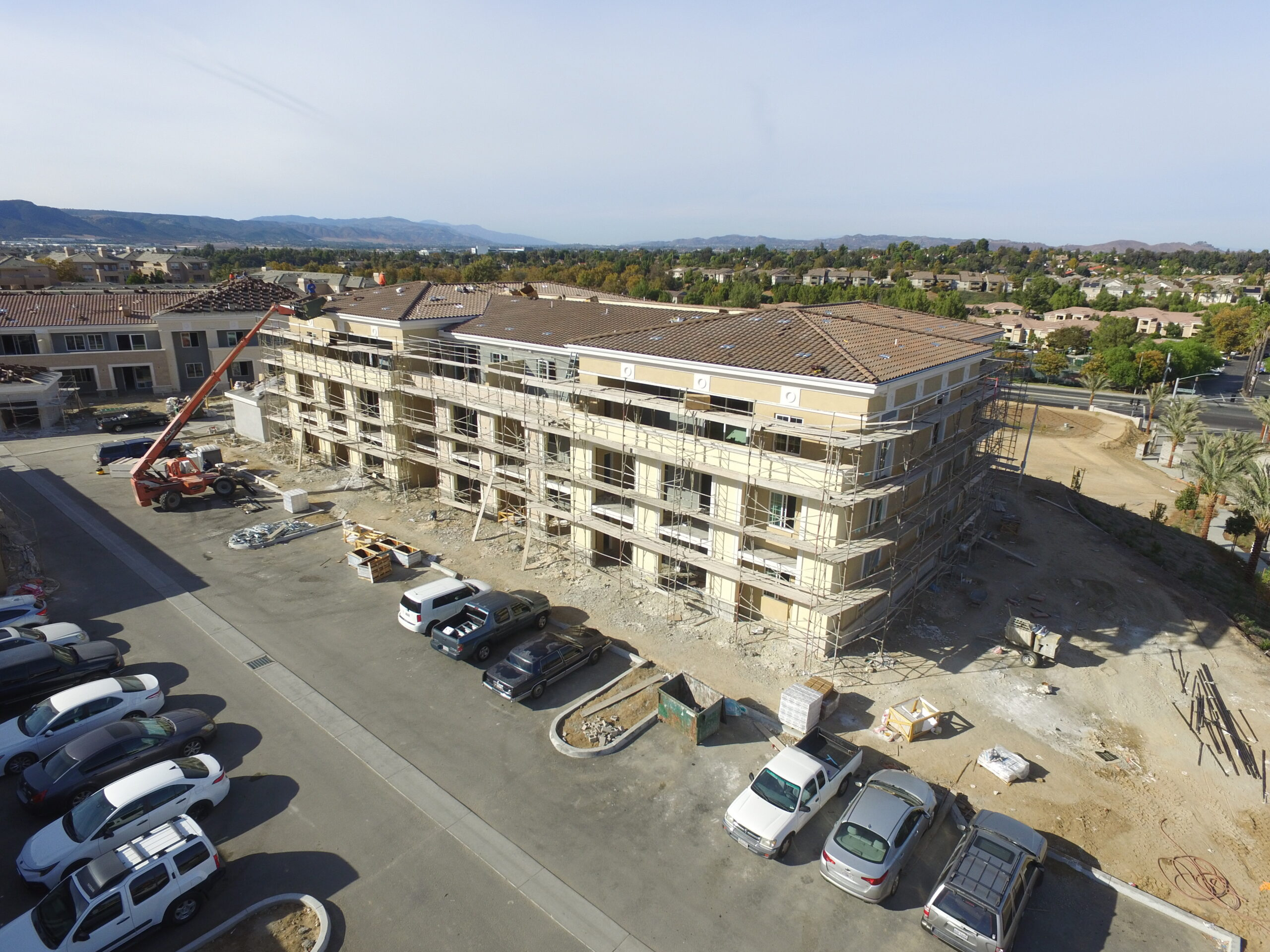Pacific West Development Moving into Stucco and Drywall Phases at Rendezvous – Phase 1