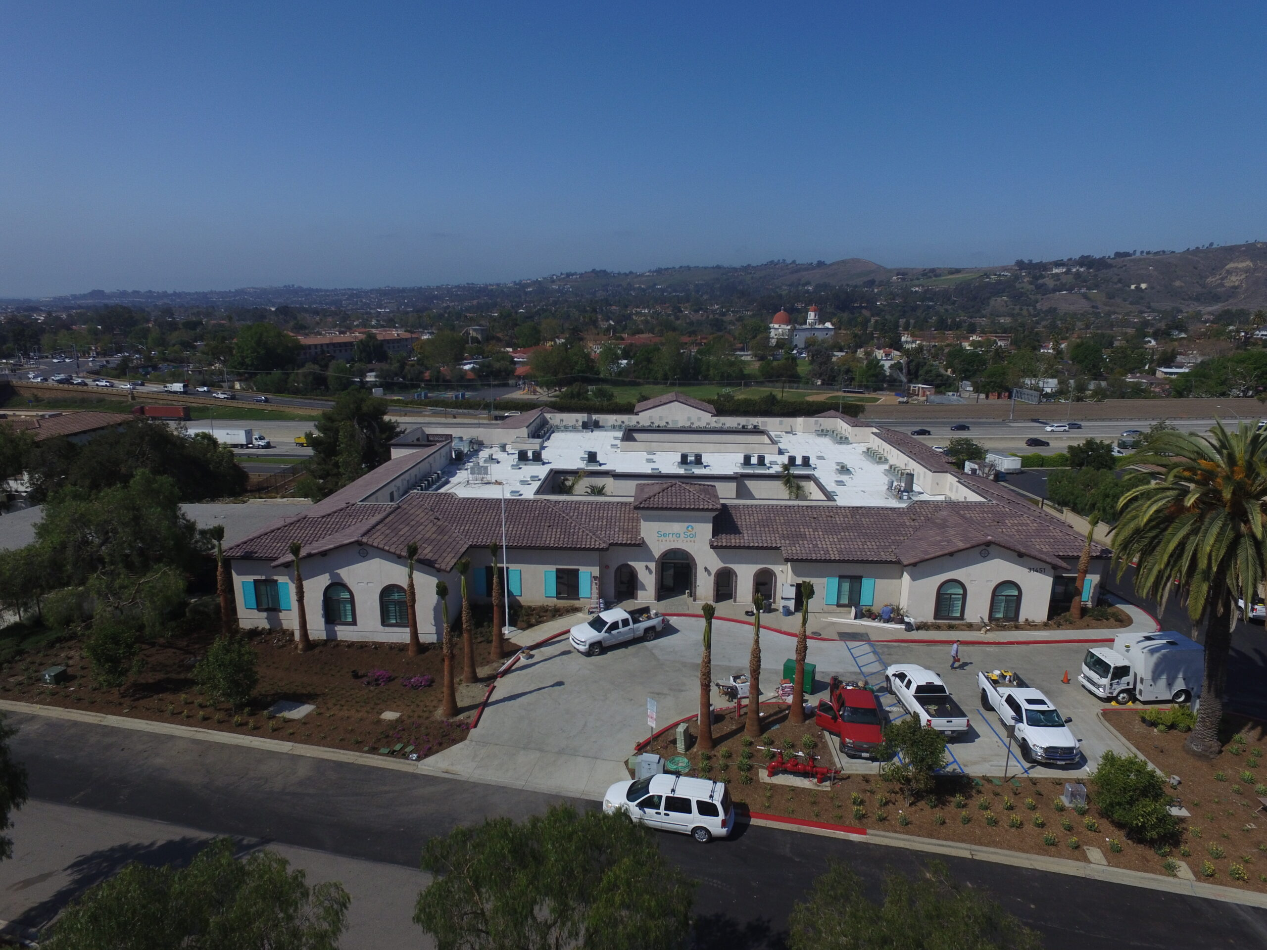 Pacific West Development Completing San Juan Capistrano Memory Care