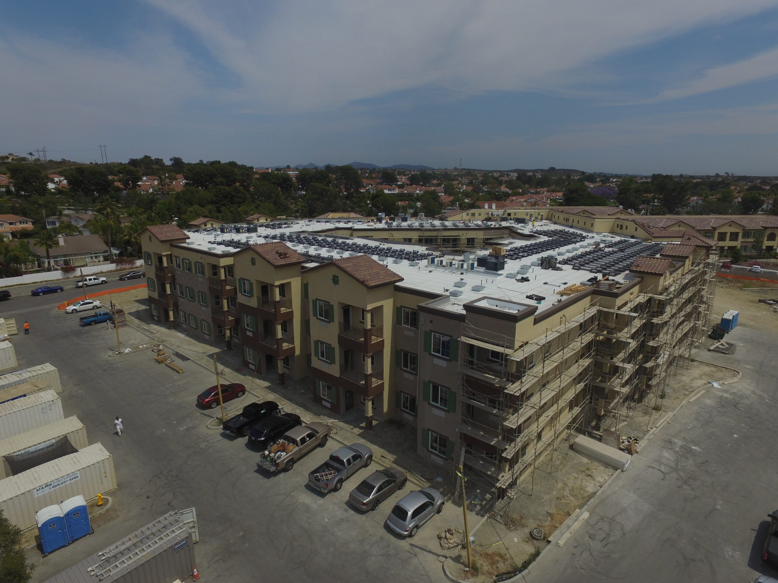 Pacific West Development Completes Exterior at Ocean Hills – Phase 2