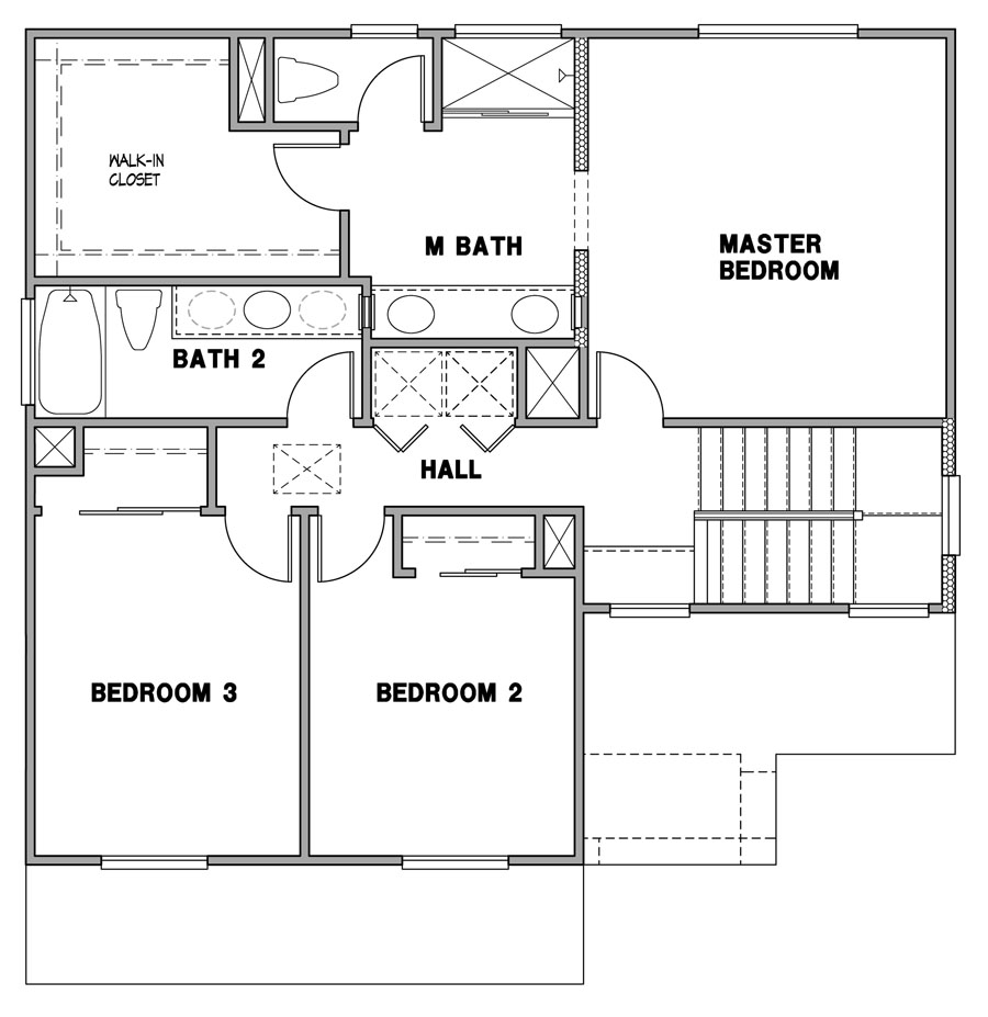 Solana Vista - Residence 2-2 Layout