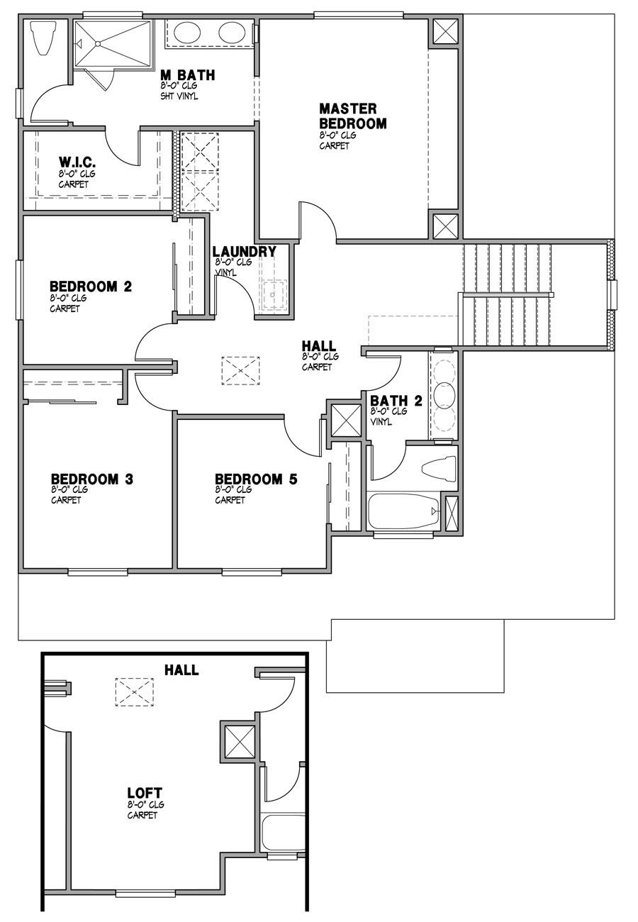 Solana Vista - Residence 4-2 Layout