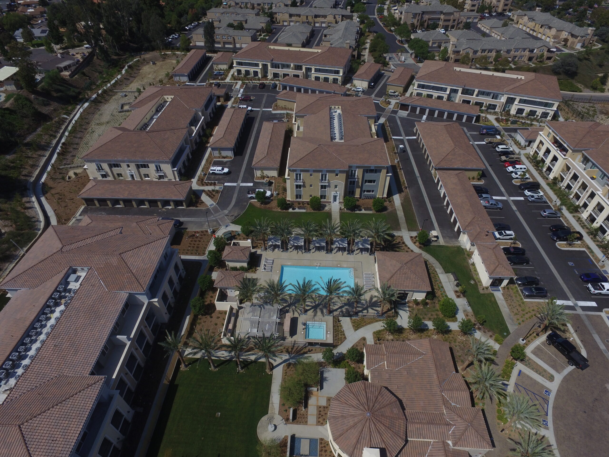 Pacific West Development Completes Buildings 3, 4, and 5 at Rendezvous Apartments